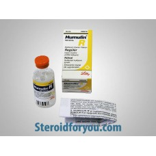 Humulin-R 10 ml Vial