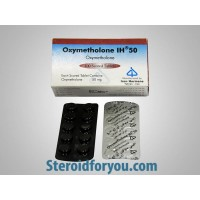 Oxymetholone Iran 50 Tablets