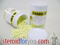 Anabol 500 Tablets