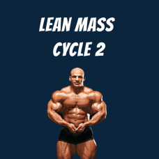Lean mass cycle 2
