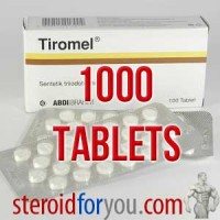 Cytomel T3 1000 Tablets